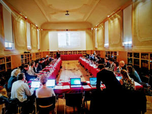 ECORD Facility Board Meeting EFB#6 (Venice, 2018, 6-7 March)